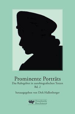 Prominente Porträts von Hallenberger,  Dirk, Straeter,  Ilse