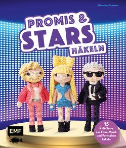 Promis und Stars häkeln von Schwarz,  Alexandra