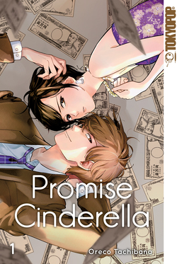 Promise Cinderella 01 von Tachibana,  Oreco