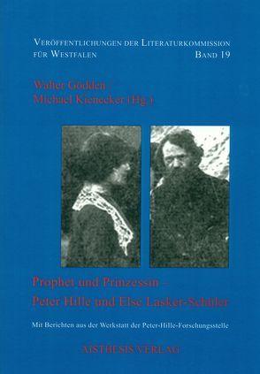 Prophet Und Prinzessin Peter Hille Und Else Lasker Schüler