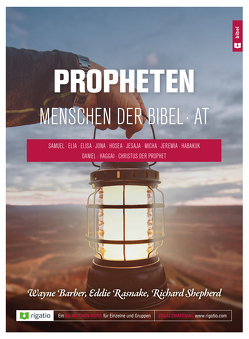 Propheten von Barber,  Wayne, Rasnake,  Eddie, Shepherd,  Richard