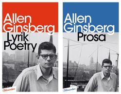 Prosa und Lyrik / Poetry von Ginsberg,  Allen, Kellner,  Michael