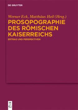 Prosopographie des Römischen Kaiserreichs