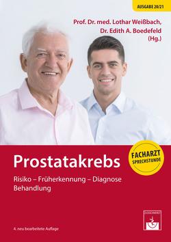 Prostatakrebs von Boedefeld,  Edith, Weissbach,  Lothar