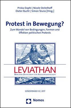 Protest in Bewegung? von Daphi,  Priska, Deitelhoff,  Nicole, Rucht,  Dieter, Teune,  Simon