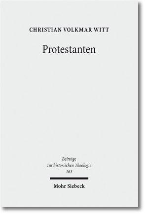 Protestanten von Witt,  Christian V.