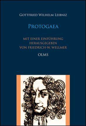 Protogaea von Leibniz,  Gottfried Wilhelm