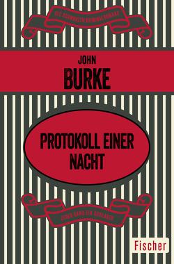 Protokoll einer Nacht von Burke,  John, Hervás,  Margitta de