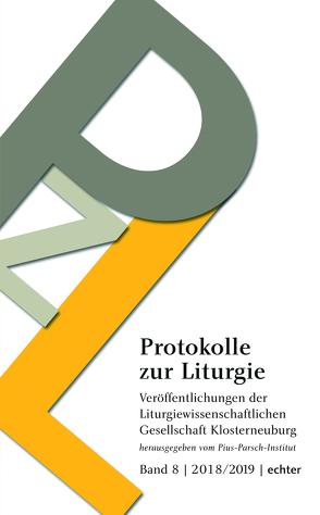 Protokolle zur Liturgie von Pius-Parsch-Institut Klosterneuburg