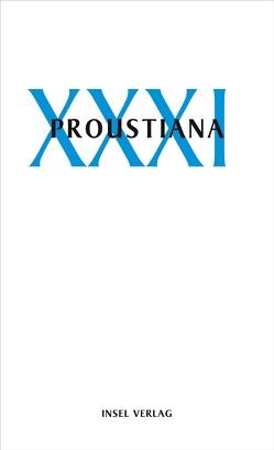Proustiana XXXI