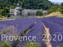 Provence 2020 – Frankreich – France – Bildkalender quer (56 x 42) – Landschaftskalender – Wandkalender von ALPHA EDITION, Haas,  Horst, Nomada Verlag