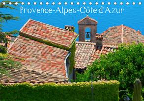 Provence-Alpes-Côte d'Azur (Tischkalender 2020 DIN A5 quer) von Müller,  Christian