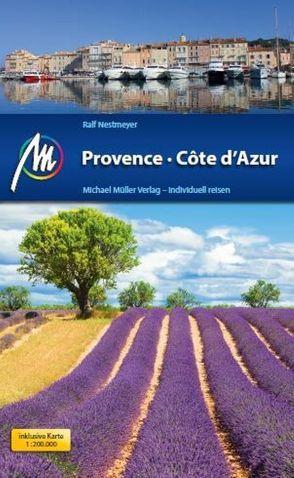 Provence & Côte d'Azur von Nestmeyer,  Ralf