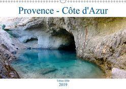 Provence – Côte d'Azur (Wandkalender 2019 DIN A3 quer) von Eble,  Tobias
