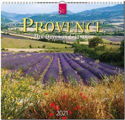 Provence – Der Duft von Lavendel von Richter,  Jürgen