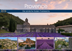 Provence, der sinnliche Süden Frankreichs (Wandkalender 2019 DIN A3 quer) von Kruse,  Joana