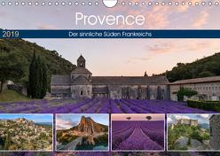 Provence, der sinnliche Süden Frankreichs (Wandkalender 2019 DIN A4 quer) von Kruse,  Joana