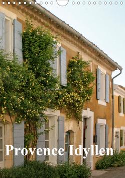 Provence Idyllen (Wandkalender 2021 DIN A4 hoch) von N.,  N.