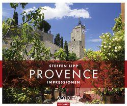 Provence Impressionen – Kalender 2019 von Lipp,  Steffen, Weingarten