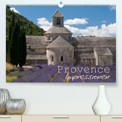 Provence Impressionen (Premium, hochwertiger DIN A2 Wandkalender 2021, Kunstdruck in Hochglanz) von ledieS,  Katja
