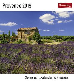 Provence – Kalender 2019 von Harenberg, Kustos,  Norbert