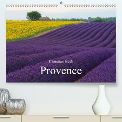 Provence von Christian Heeb (Premium, hochwertiger DIN A2 Wandkalender 2021, Kunstdruck in Hochglanz) von Heeb,  Christian