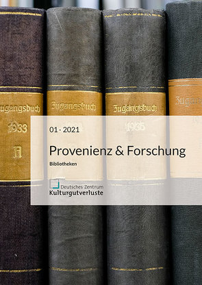 Provenienz & Forschung