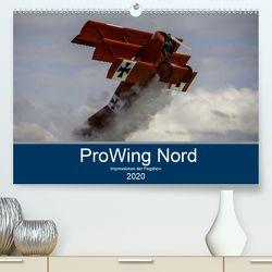 ProWing Nord Impressionen der Flugshow (Premium, hochwertiger DIN A2 Wandkalender 2020, Kunstdruck in Hochglanz) von Kislat,  Gabriele