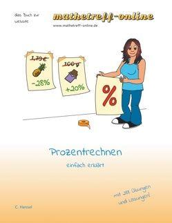 Prozentrechnen von Hensel,  Christian
