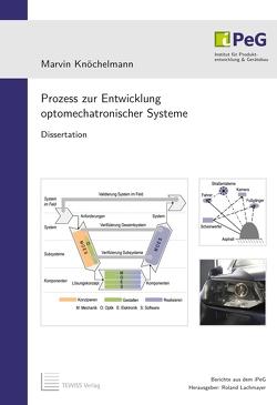 Prozess zur Entwicklung optomechatronischer Systeme von Knöchelmann,  Marvin, Lachmayer,  Roland