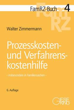 Prozesskosten- und Verfahrenskostenhilfe von Zimmermann,  Walter