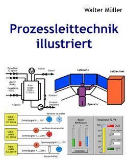 Prozessleittechnik illustriert von Müller,  Walter