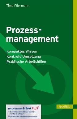 Prozessmanagement von Füermann,  Timo