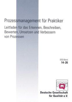 Prozessmanagement für Praktiker