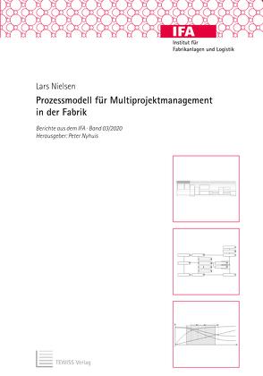 Prozessmodell für Multiprojektmanagement in der Fabrik von Nielsen,  Lars, Nyhuis,  Peter