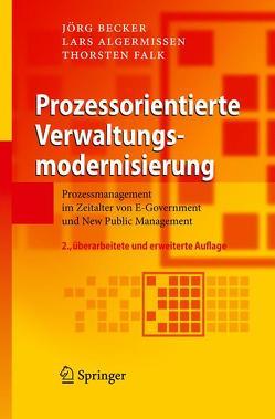 Prozessorientierte Verwaltungsmodernisierung von Algermissen,  Lars, Becker,  Jörg, Falk,  Thorsten