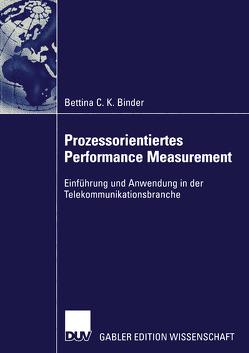 Prozessorientiertes Performance Measurement von Binder,  Bettina