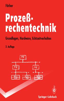 Prozeßrechentechnik von Färber,  Georg
