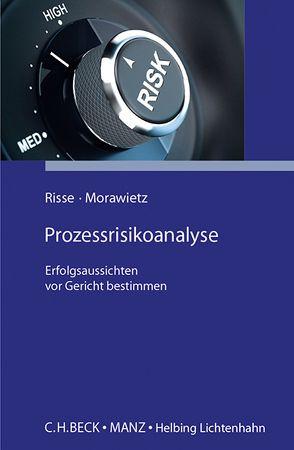 Prozessrisikoanalyse von Morawietz,  Matthias, Risse,  Jörg