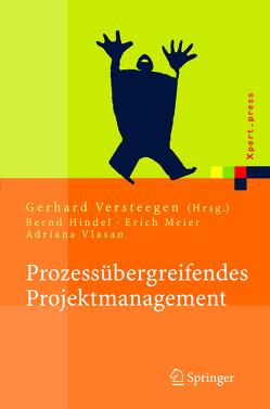 Prozessübergreifendes Projektmanagement von Hindel,  Bernd, Meier,  Erich, Versteegen,  Gerhard, Vlasan,  Adriana