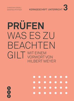 Prüfen (E-Book) von Pfiffner,  Manfred, Städeli,  Christoph