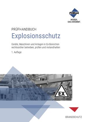 Prüfhandbuch Explosionsschutz