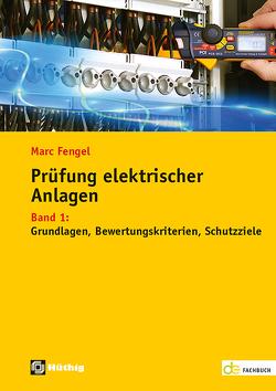 Prüfung elektrischer Anlagen von Fengel,  Marc