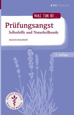 Prüfungsangst von Kerckhoff,  Annette