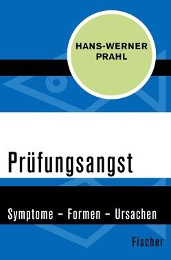 Prüfungsangst von Prahl,  Hans-Werner