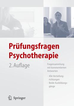 Prüfungsfragen Psychotherapie von Wahl,  Svenja
