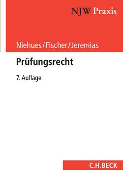 Prüfungsrecht von Fischer,  Edgar, Jeremias,  Christoph