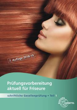 Prüfungsvorbereitung aktuell für Friseure von e.V.,  LiBK Bayern