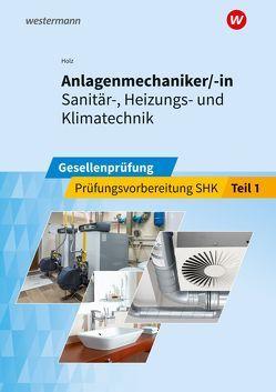 Prüfungsvorbereitung / Anlagenmechaniker/-in Sanitär-, Heizungs- und Klimatechnik von Holz,  Thomas
