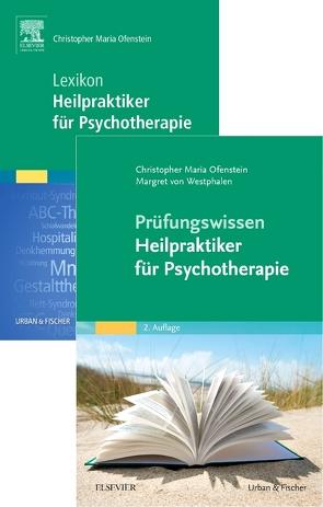 Prüfungsvorbereitungs-Set Heilpraktiker für Psychotherapie von Ofenstein,  Christopher
